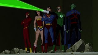 A New Justice League Animated Series Coming?!