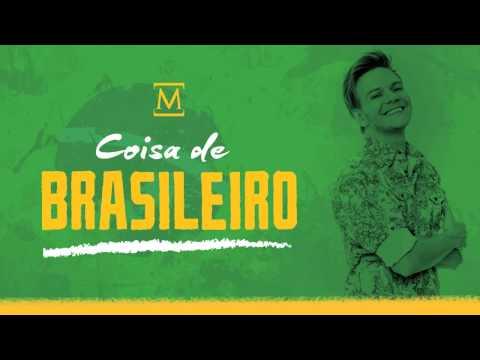 Michel Teló - Coisa de Brasileiro [ ÁUDIO OFICIAL ]