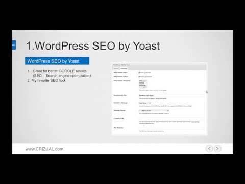 0 Must Have Wordpress Plugins | Wordpress Plugins Free