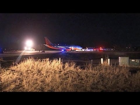 Southwest Airlines Jet Lands At Wrong Airport
