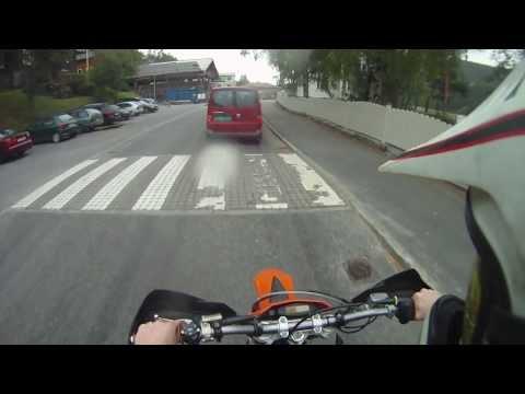 Ktm Exc 125 -GoPro HD