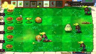 Plantas VS Zombies Mini Juegos Vegezombis