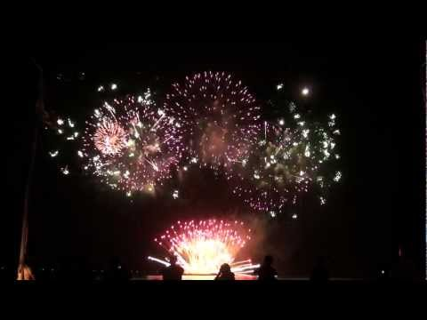 (HD) Australia - 3rd Philippine International Pyromusical Competition 2012