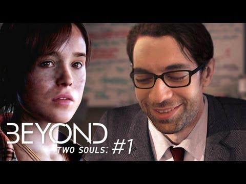 Beyond: Two Souls (Bölüm #1) / Ellen Page'e kavuştum!