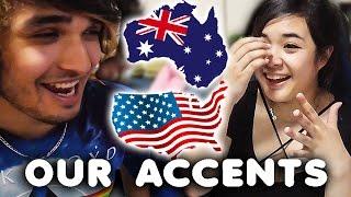 Australian VS American Accent Challenge