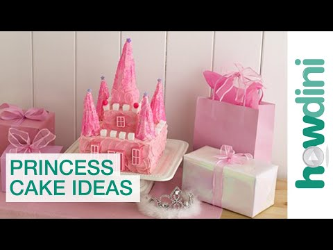 Princess castle cake - How to make a birthday castle cake, http://bit.ly/betty_crocker_castlecake Princess castle cake - How to make a birthday castle cake We know what you're thinking—this castle cake is spectacular...