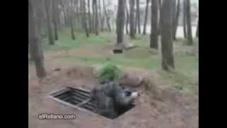 Cuidado con la granada