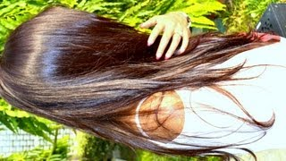 How To Grow Hair Fast Long Hair Care Routine Hair Oiling
