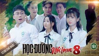 PHIM CẤP 3 - Phần 8 : Tập 12 | Phim Học Sinh Hài Hước 2018 | Ginô Tống, Kim Chi, Lục Anh