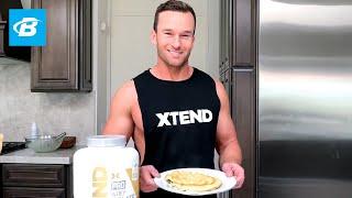How to Make Protein Pancakes | Scott Mathison