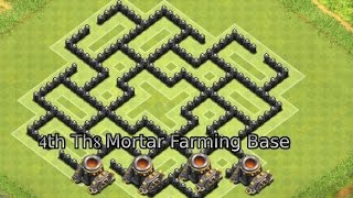 Clash Of Clans Best Th8 Town Hall 8 Farming Base 4