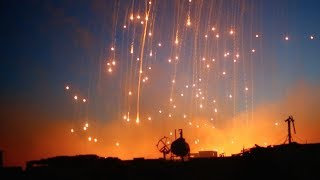 US White Phosphorus Bombs Won't Eradicate Terrorism In Syria