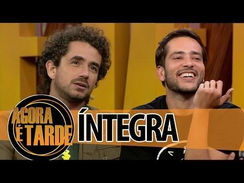 Agora é Tarde - 09/10/2014 - Felipe Andreoli e Bento Ribeiro (íntegra)