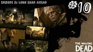 The Walking Dead: Episode 3 Gameplay Walkthrough Part