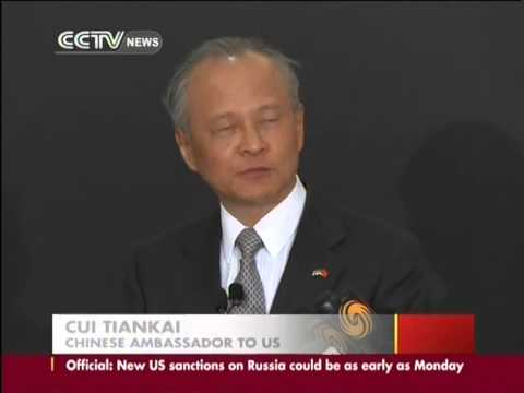 Ambassador: US-Japan alliance should not harm China's interests