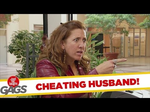 Wife FREAKS OUT at Cheating Husband