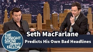 Seth MacFarlane Lists all the Ways to Wild West Tried to Kill You
