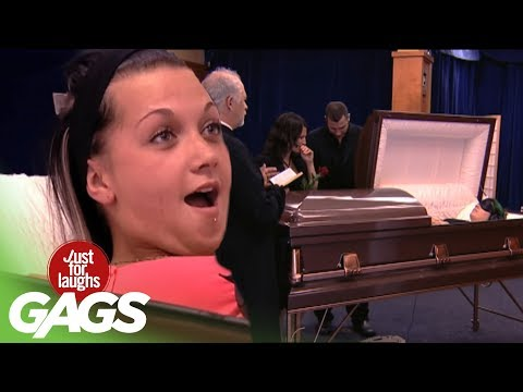 Creepy Coffin Pranks