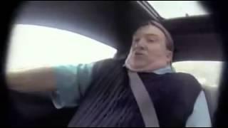 【惡搞】職業車手喬裝試車