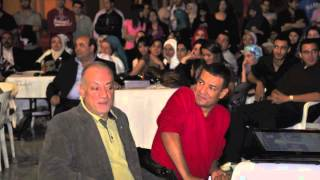 Hisham Al Gakh performs at AUS
