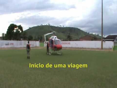 Resgate aéreo SAMU - Bebê com infarto - 2010 Mai 28.wmv