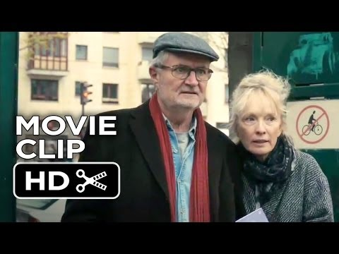 Le Week-End Movie CLIP - Beckett Grave (2014) Jim Broadbent, Lindsay Duncan Movie HD