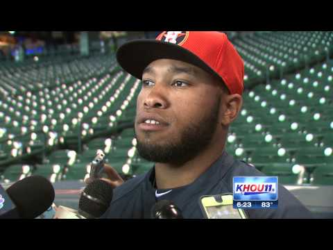 Drew's 6pm Jon Singleton Story - Tuesday, June 3, 2014
