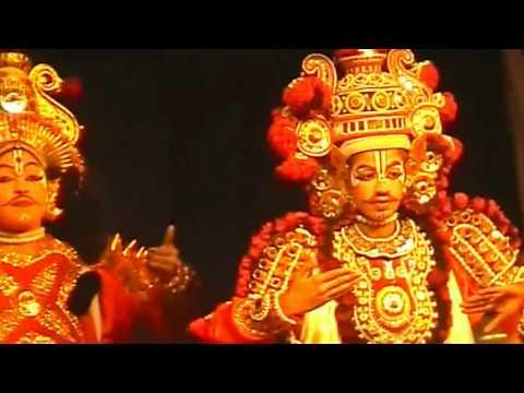 karnataka nadda geethe in yakshgana style