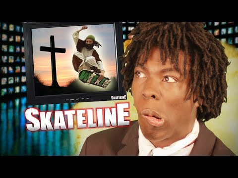 SKATELINE - Trevor Colden, Baby Scumbag, Dolan Stearns, Bigspin Villani and more Music Videos