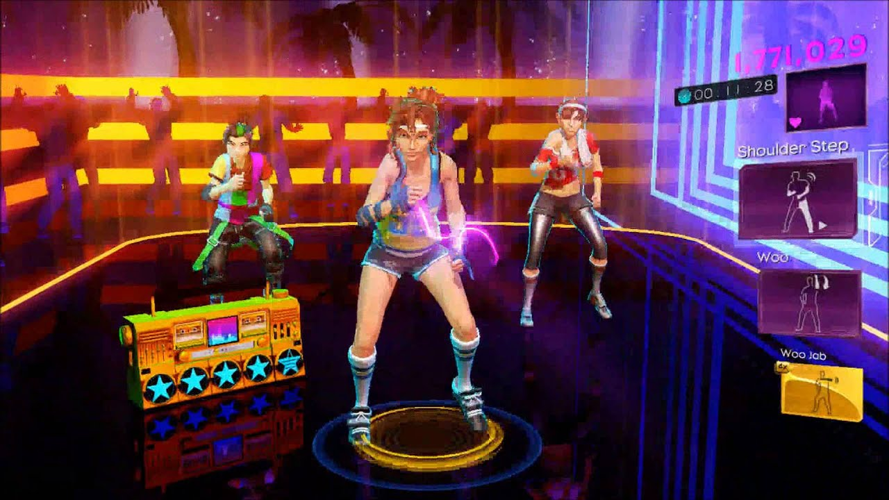 Dance Central 3 - Mai Ai Hee - (Hard/100%/Gold Stars) (DC2 ...