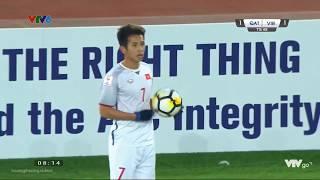Hồng Duy vs U23 Qatar