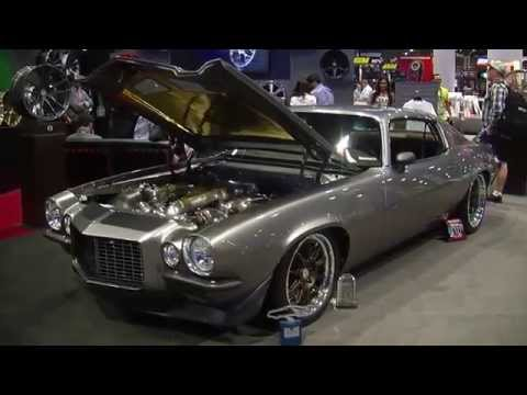 2013 SEMA Show Video Coverage: Pure Vision 1972 Camaro Interview Steve