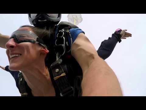 Sheera's skydive