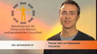 Thomas Hartz von Zacharewicz, Heilpraktiker aus Hamburg