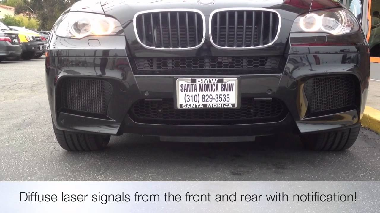 NEW! Escort 9500ci Radar Custom Install BMW X5M How to ...