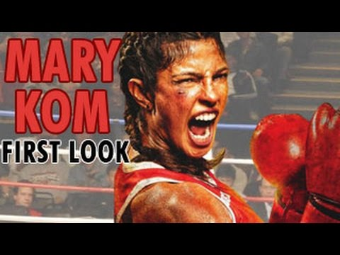 Mary Kom FIRST LOOK ft Priyanka Chopra RELEASES