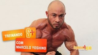 Marcelo Yoshino - Treino de Abddomen