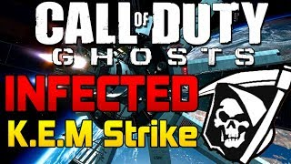 Ghosts: INFECTED KEM STRIKE How To Get An Easy KEM