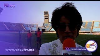 بالفيديو..بحضور مشاهير الرياضة المغربية: تكريم الجوهرة الكروية الراحل الهزاز بمدينة فاس | خارج البلاطو