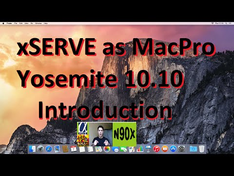 Xserve as MacPro - Introduction and Overview (N90X)