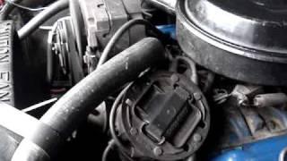 Encendido De Motor V6 231.MPG