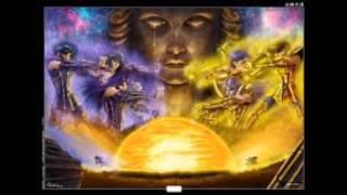 Comparación Dorados Saint Seiya Clásico Y The Lost