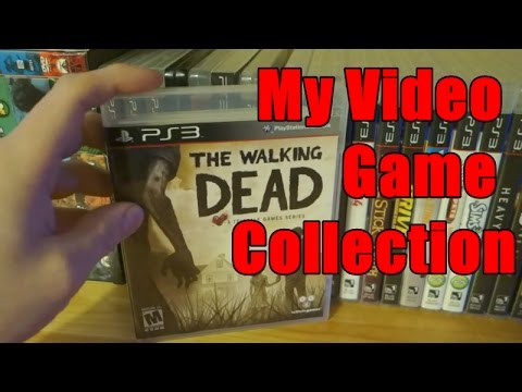 My Game Collection PS3 - PS4 - PS Vita - December 2014