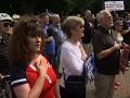 Trump Supporters Rally Outside White House