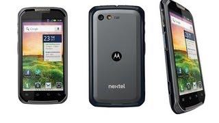 Master Touch (xt621) Nextel Motorola