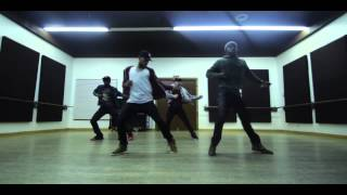 Choreography by Lee Daniel - @BRANDY Put It Down