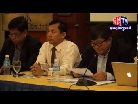 CNRP Press Conference [07-Mar-2014] - Part 3 End