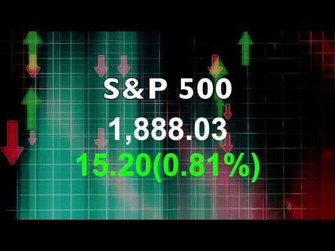 Closing Bell Happy Hour: Stocks finished out the session far in the green, after FOMC minutes