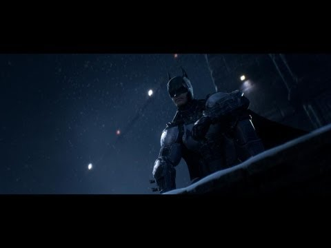 Batman: Arkham Origins Reveal Trailer