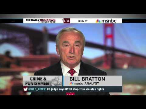 Bill de Blasio Bill Bratton Stop and Frisk Broken Campaign Promises